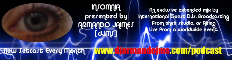 dJMS Insomnia Afterparty Setcast
